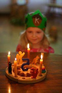 A repetição do ritual traz segurança e conforto para a criança