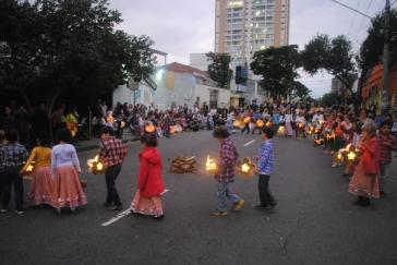 Festa da Lanterna - Alecrim Dourado 2014